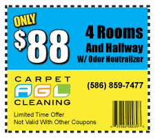 Carpet and upholstery cleaning and steam cleaning for carpets